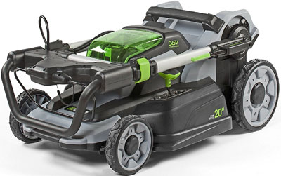 EGO Power+ LM2000 20-Inch 56-Volt Lithium Ion Cordless Lawn
