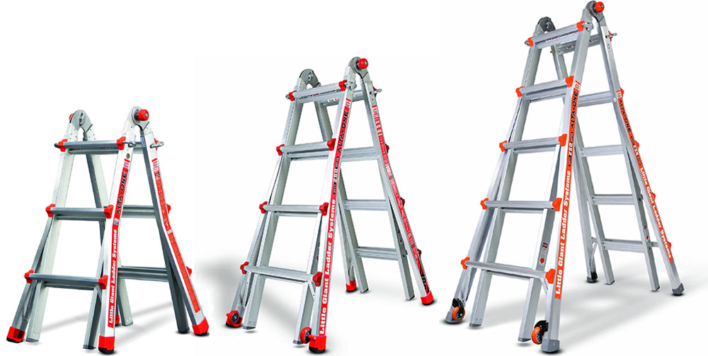 Little Giant Alta One Type 1 Ladders