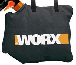 Worx Wg505 Trivac Bag