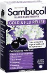 sambucol cold and flu relief tablets